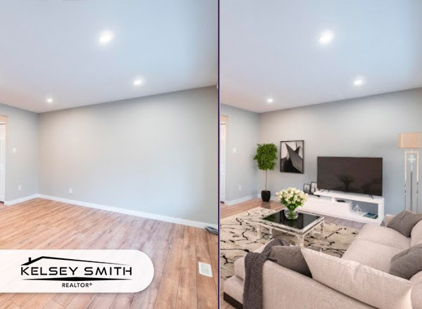 How Virtual Staging Sold These MLS Regina Listings