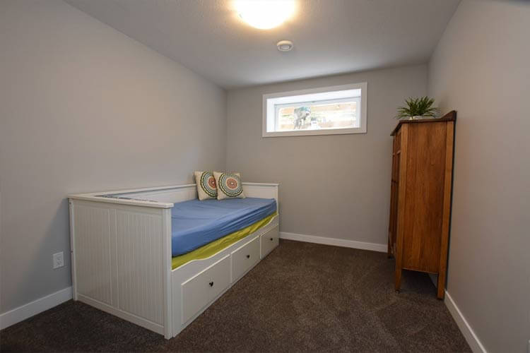 Basement Bedroom 2169 McTavish Street Regina Saskatchewan