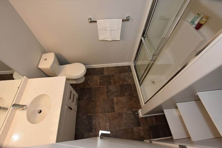 Basement Bathroom Area 2169 McTavish Street Regina Saskatchewan