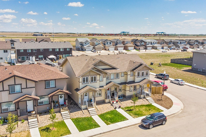 3491 Green Lavender Drive Among Townhomes For Sale in Regina