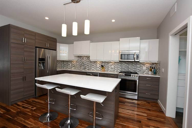 Kitchen 2169 McTavish Street Regina Saskatchewan