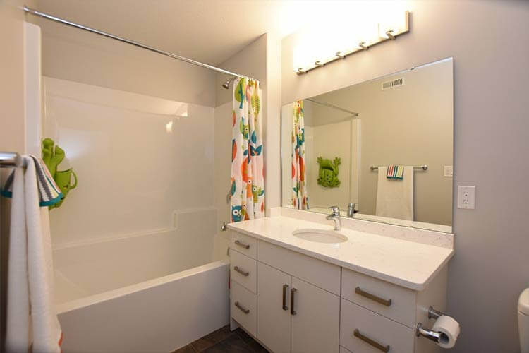Upstairs Bathroom 2169 McTavish Street Regina Saskatchewan
